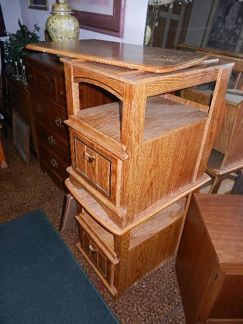 End Tables - adjustable Tops